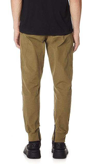 HALO Canvas Pants