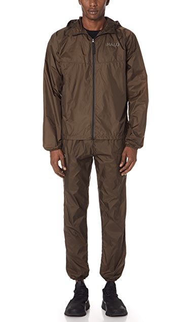 HALO HALO Tech Jacket and Pants