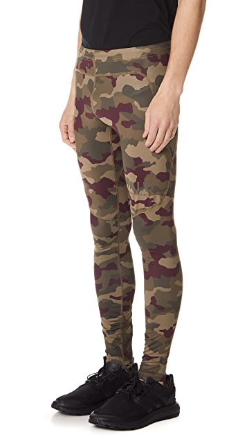 HALO HALO Camo Endurance Tights