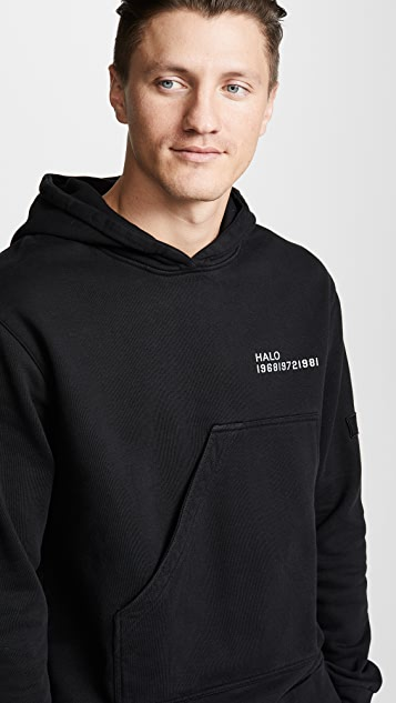 HALO HALO Cotton Hoodie
