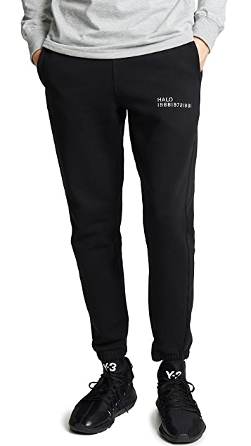 HALO HALO Cotton Sweatpants