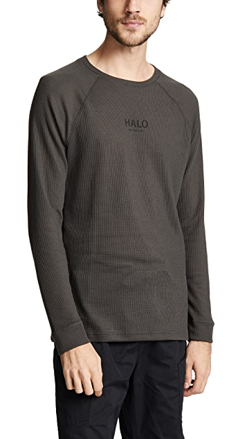 HALO HALO Military Long Sleeve Shirt