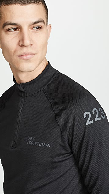 HALO Halo Tech Zip Shirt