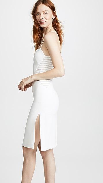 Halston Heritage Slim Dress