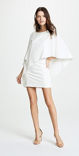HALSTON - Draped Dress