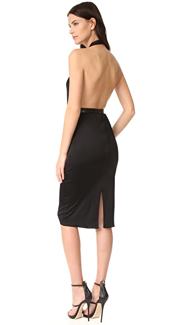 HANEY Lauren Strapless Dress