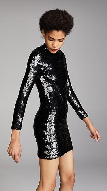 HANEY Jackie Mini Dress