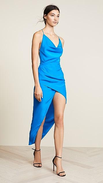 HANEY Holly Draped Dress