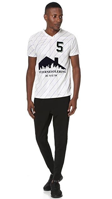 Han Kjobenhavn Poly Football Shirt