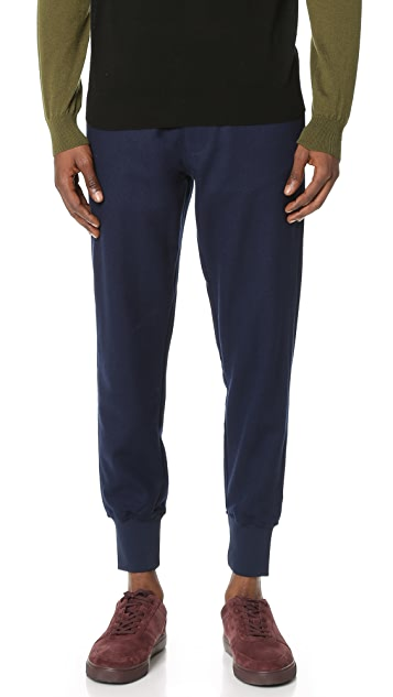 Han Kjobenhavn Field Chino in Navy