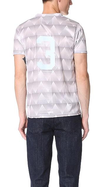 Han Kjobenhavn Poly Football Shirt