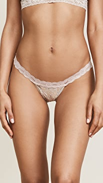 Signature Lace G-String