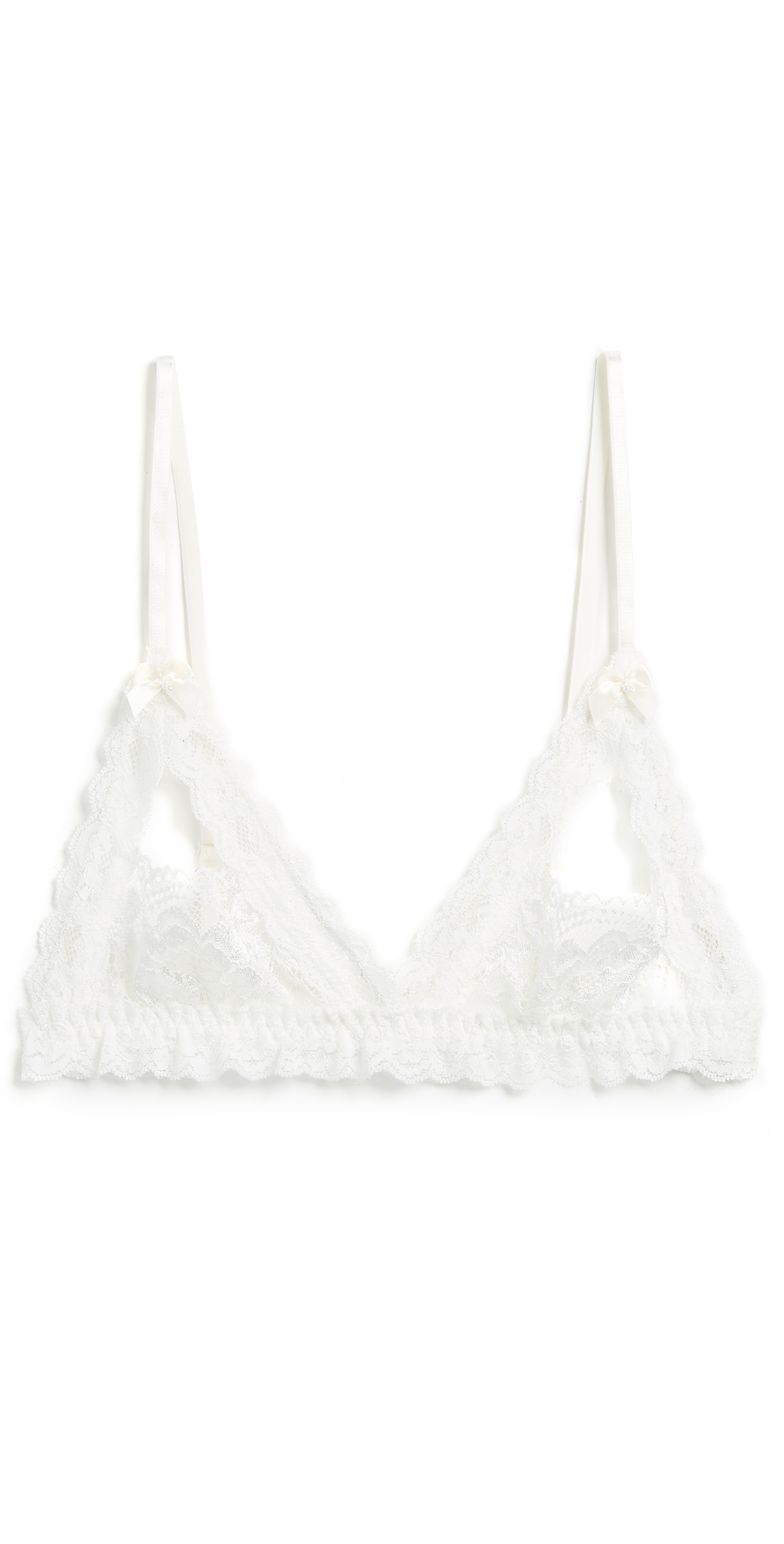 Hanky Panky Honeymoon Princess Open Bralette