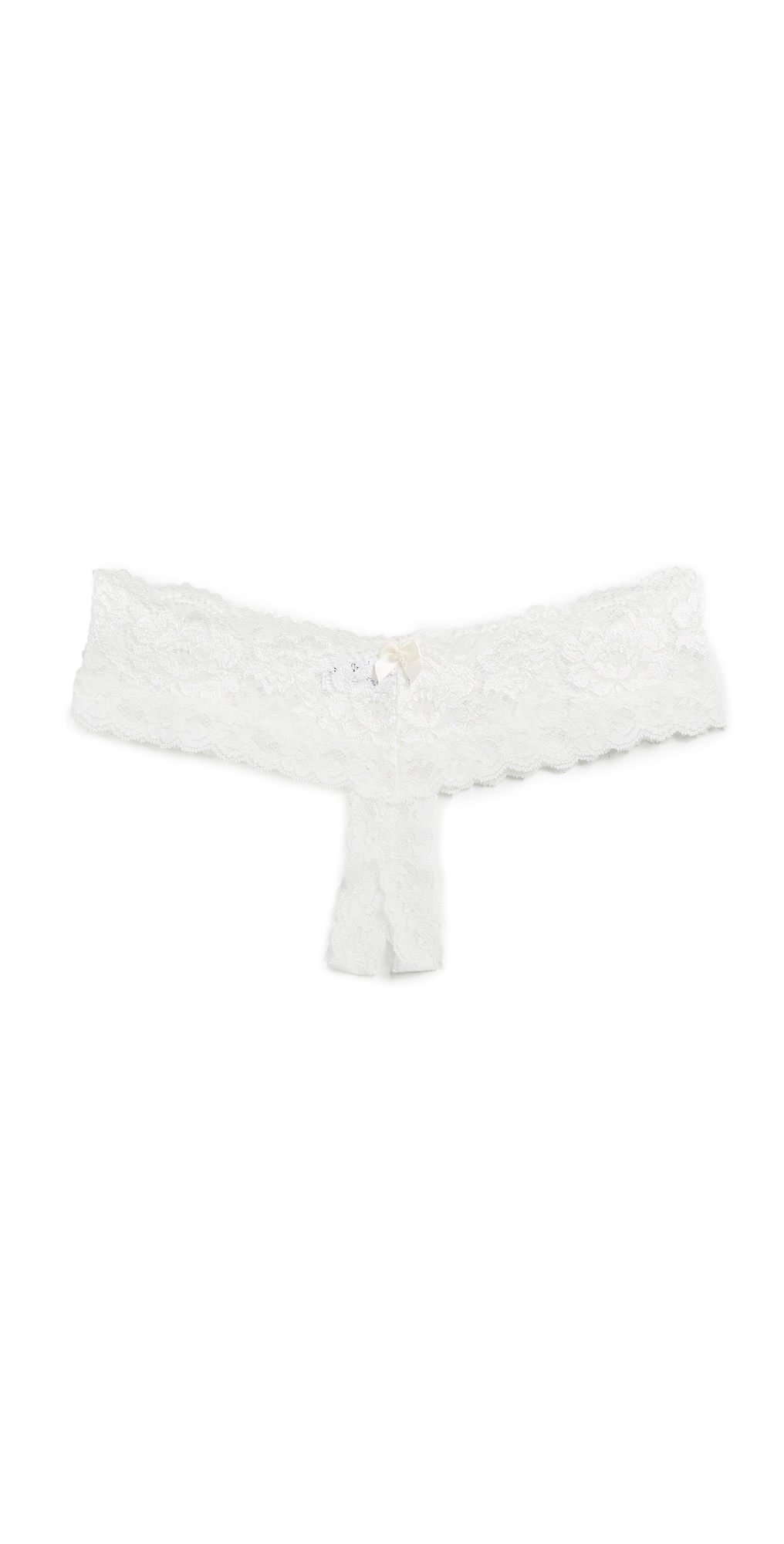 Hanky Panky Honeymoon Princess Open Panties