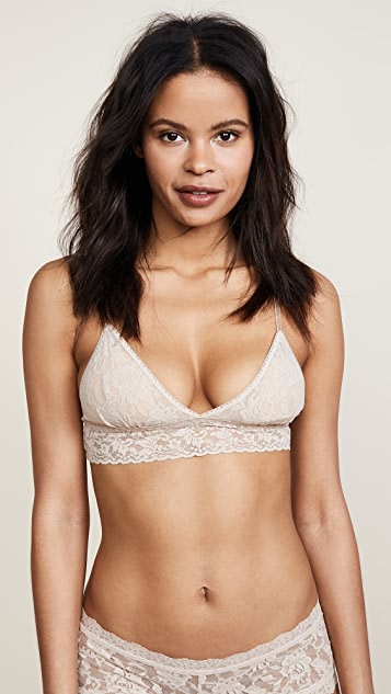 f9560ad5a4 Hanky Panky Signature Lace Padded Bralette ...