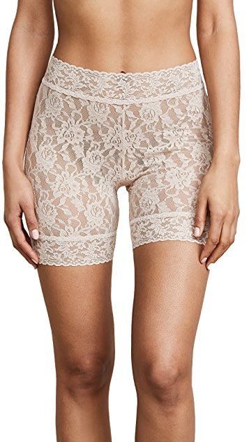 Hanky Panky Signature Lace Bike Shorts