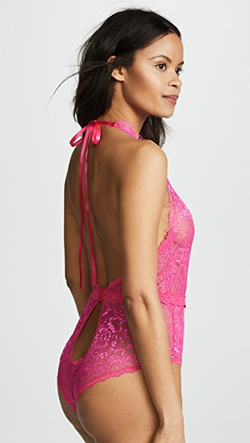 Hanky Panky After Midnight Wink Plaything Bodysuit