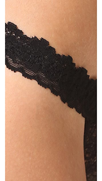 Hanky Panky After Midnight Wink Keyhole Bikini Briefs