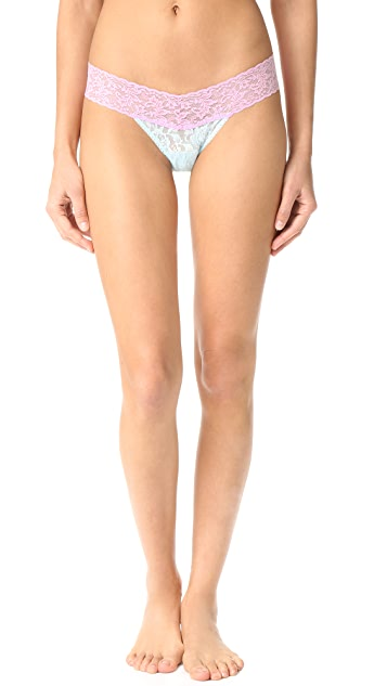 Hanky Panky Colorpay Low Rise Thong