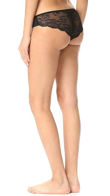 Hanky Panky Bare & Lace Hipster Panties