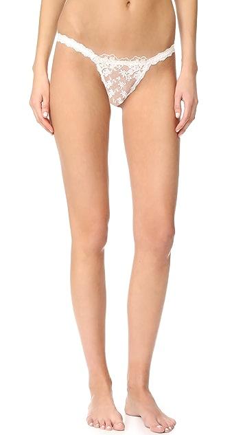 Hanky Panky Elizabeth Keyhole Bikini Briefs