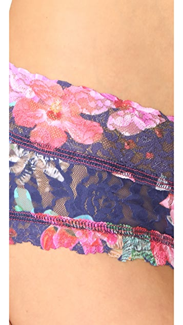 Hanky Panky Bermuda Nights V Front Boy Shorts
