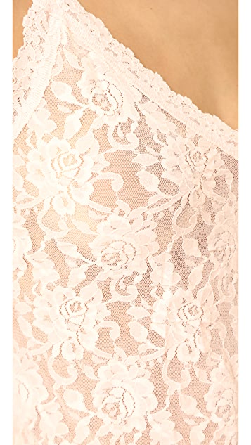 Hanky Panky Signature Lace V Front Cami