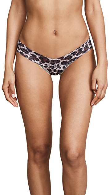 Hanky Panky Sophisticat Low Rise Thong