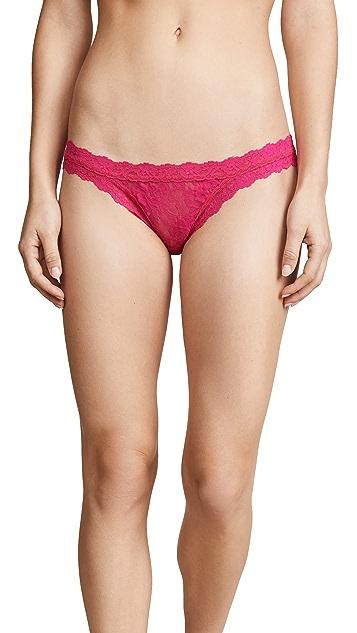 Hanky Panky Signature Lace Brazilian Bikini Briefs