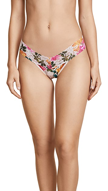 Hanky Panky Melissa Low Rise Thong