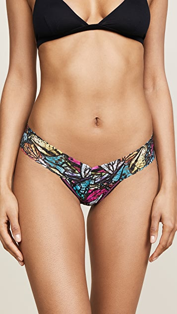 Hanky Panky Flutter By Low Rise Thong