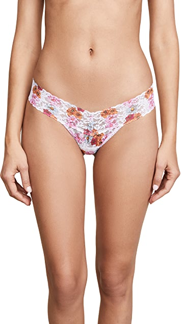 Hanky Panky Garland Low Rise Thong