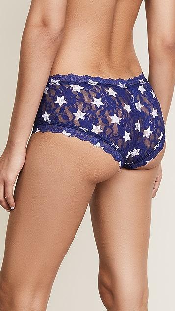 Hanky Panky All Stars Boy Shorts