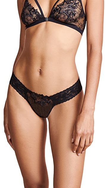 Hanky Panky After Midnight Stellar Low Rise Diamond Thong