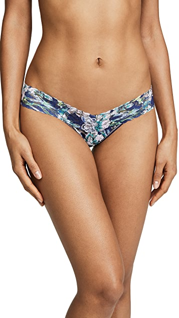 Hanky Panky Felice Floral Low Rise Thong