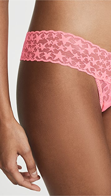 Hanky Panky Cosmic Low Rise Thong
