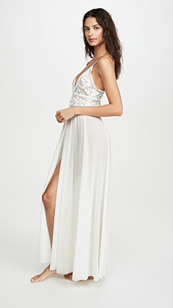 Hanky Panky x Lindsi Lane Beach Mode Dress
