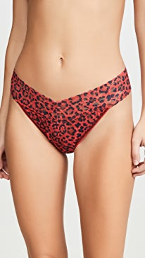 On The Prowl Original Rise Thong