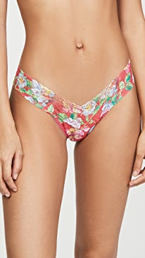Superbloom Low Rise Thong