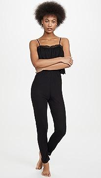 Modal Sleepwear Jumpsuit