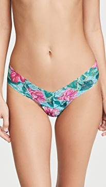 Moonflower Low Rise Thong