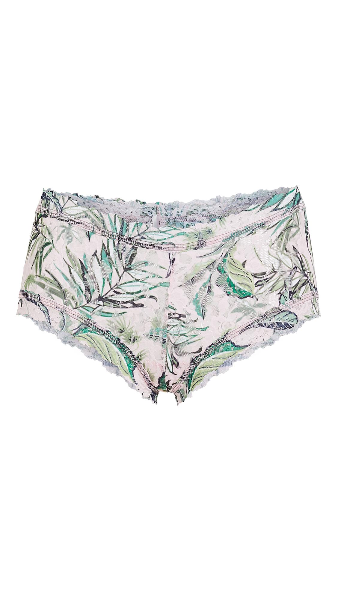 Hanky Panky Island Oasis Boy Shorts
