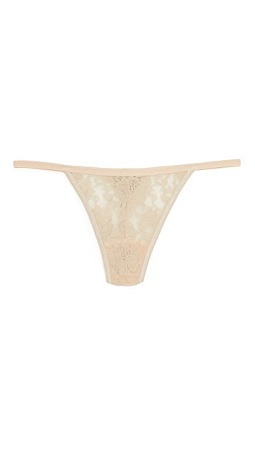 Hanky Panky Signature Lace High Rise G-String