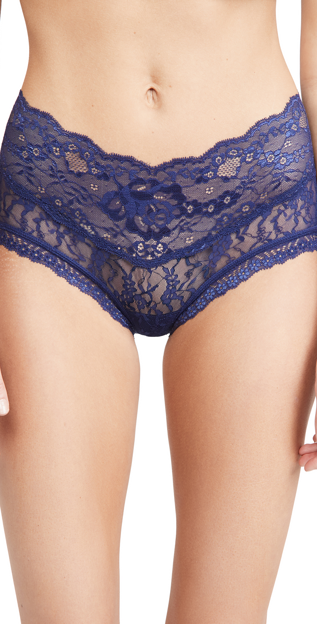 Hanky Panky American Beauty Rose Panties