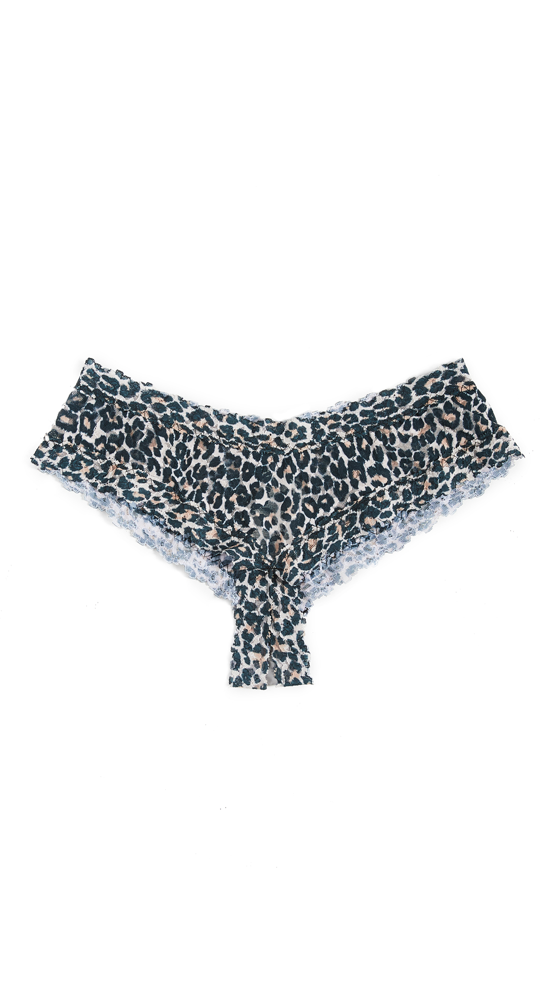 Hanky Panky After Midnight Leo Open Gusset Hipster Panties