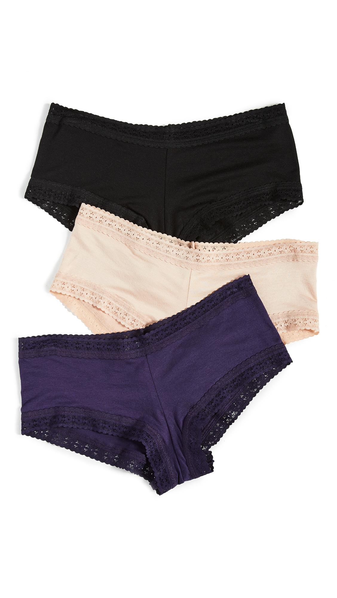 Hanky Panky Dream Boy Shorts 3 Pack