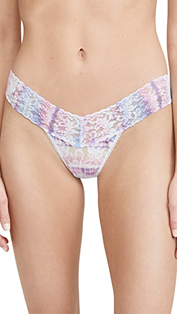 Hanky Panky Tried and True Low Rise Thong