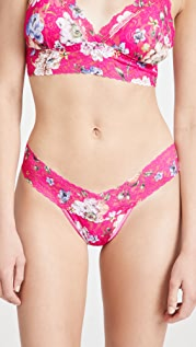 Hanky Panky Beverly Low Rise Thong