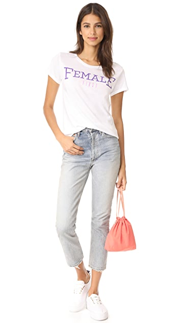 Happiness Female Tee
