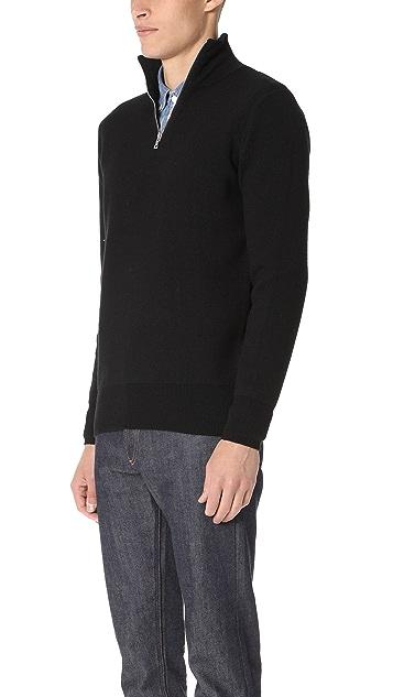 Harmony Wenn Zip Sweater